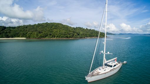 SPARKS AND STEPHENS 104ft Yacht in phuket_pic3