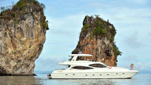 Isabella Yachts - Lamberti 80ft on rent