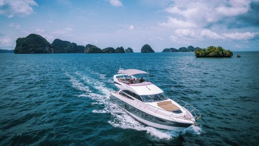 Princess 60ft yacht on rent in Phuket pic7