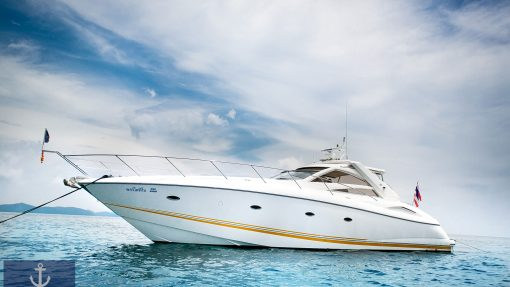 Private Boat Tour Phuket - Sunseeker 53ft Yacht pic3