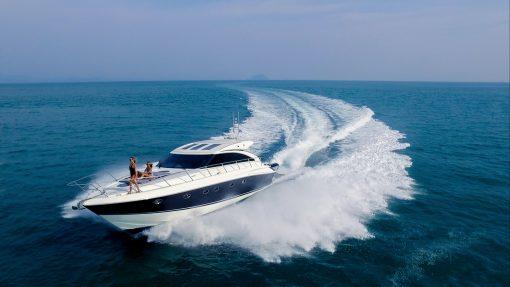 Hire Princess V58 SPORT - phuket to phi phi island