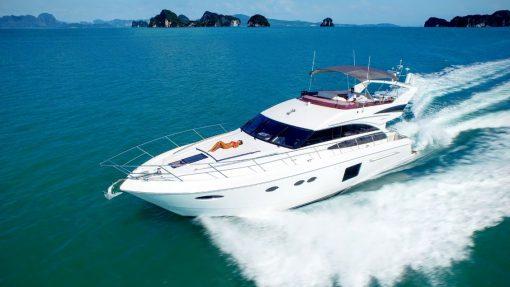 Isabella Yacht Princess 64 on Rent in phuket Pic3
