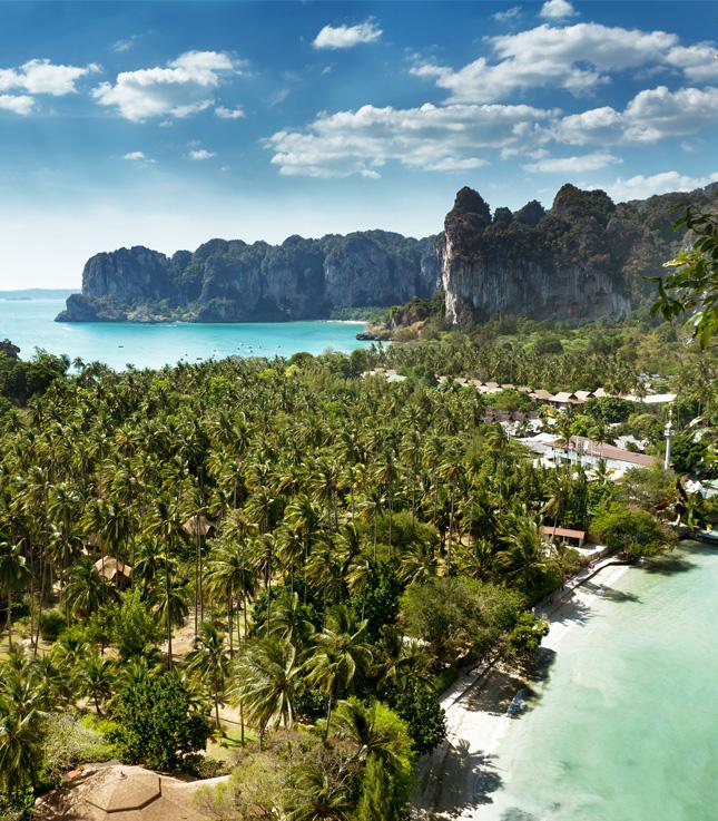 Phi Phi Relax Beach Resort: Phuket Yachting & Boating Locations