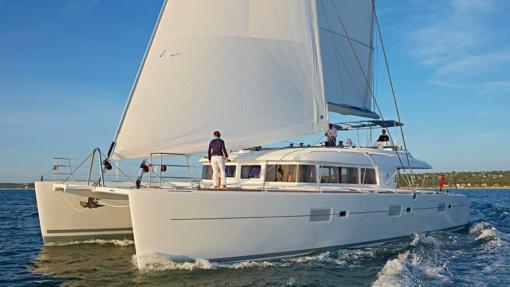 Isabella Yachts - Lagoon 620 Charters Pic3