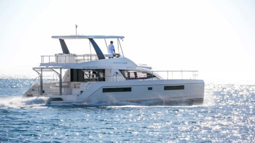 Isabella Yachts : Leopard 43_Pic2