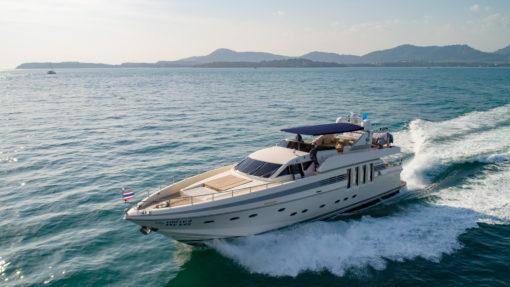 Isabella Yachts : Technema 82