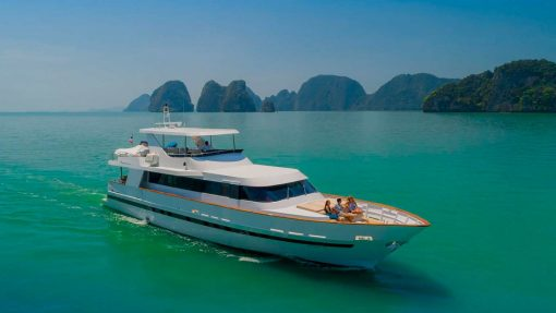 Isabella Yachts - BAGLIETTO 88FT on rent